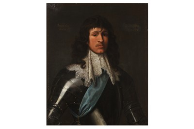 Lot 30 - ATTRIBUTED TO CORNELIS JANSSENS VAN CEULEN (LONDON 1593-1661 UTRECHT)