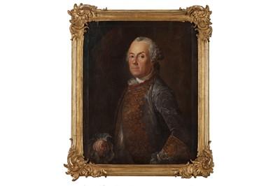 Lot 27 - GOTTFRIED HEMPEL (GERMAN 1720-1772)