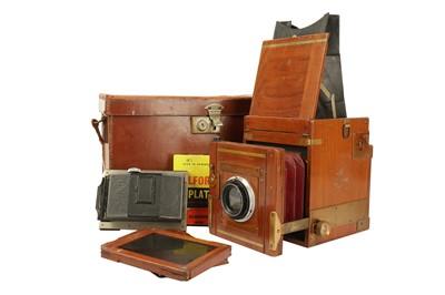 Lot 36 - A Kershaw Patent  Reflex Tropen Camera