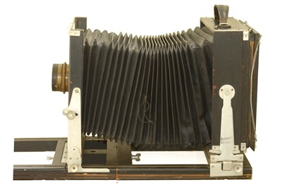 Lot 7 - Kodak Model B Whole Plate View Camera.
