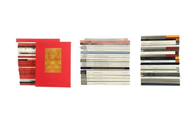 Lot 353 - A COLLECTION OF PAST AUCTION CATALOGUES