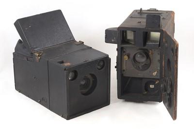 Lot 8 - Adams No2 Yale Detective Camera.