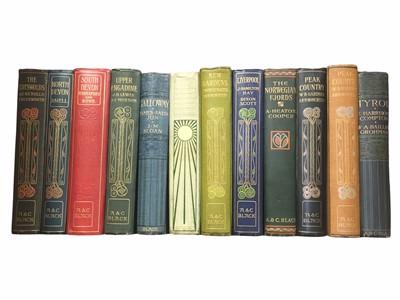 Lot 547 - Adam & Charles Black, Publishers.- 6 Shilling Series