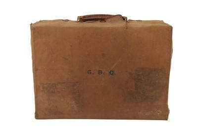Lot 48 - A MAPPIN & WEBB GENTLEMAN'S TRAVEL SET, 20TH CENTURY