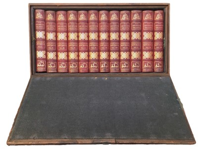 Lot 527 - Burton: The Book of the Thousand Nights and a Night.: original box