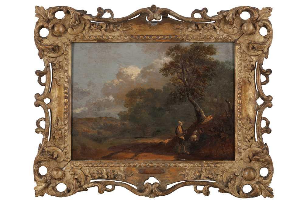 Lot 32 - CIRCLE OF THOMAS GAINSBOROUGH  (SUDBURY 1727-1788  LONDON)