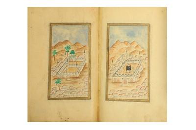 Lot 613 - AN OTTOMAN DALA'IL AL-KHAYRAT