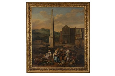 Lot 23 - ATTRIBUTED TO HENDRIK MOMMERS (HAARLEM 1623-1693)