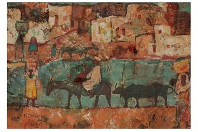 Lot 1 - ABDEL-HAMID EL-DAWAKHLI (EGYPTIAN 1940-1991)