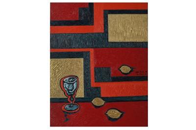 Lot 9 - RANDA FAWZI (BRITISH / EGYPTIAN 1952-2016)