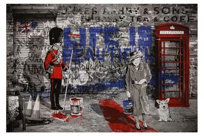 Lot 808 - MR BRAINWASH (THIERRY GUETTA) (FRENCH B. 1966)