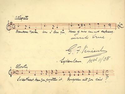 Lot 830 - Autograph Collection.- Actors & Entertainers