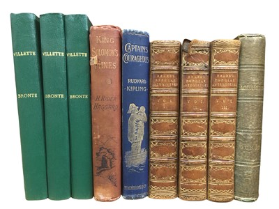 Lot 520 - Bronte & others.