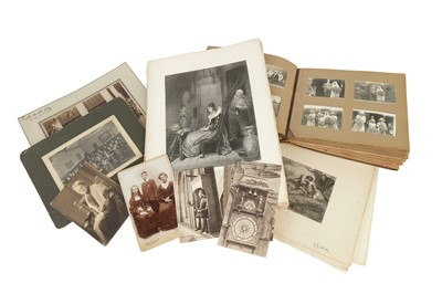 Lot 90 - A COLLECTION OF JOHN PLAYER AND SONS CIGARETTE CARDS, 1937