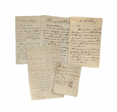 Lot 833 - Autograph Collection.- British Royalty