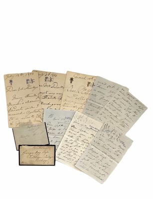 Lot 834 - Autograph Collection.- British Royalty