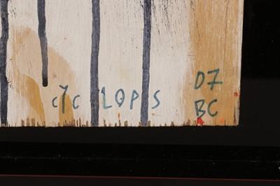 Lot 817 - CYCLOPS, LUCAS PRICE (BRITISH B. 1965)