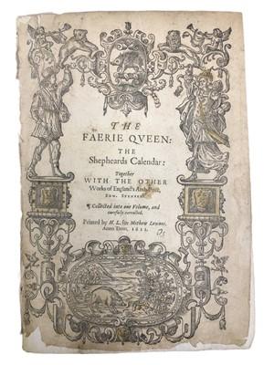 Lot 546 - Spencer: Faerie Queen.