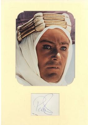 Lot 827 - Autograph Collection.- Actors
