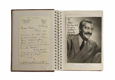 Lot 838 - Autograph Collection.- Miscellaneous