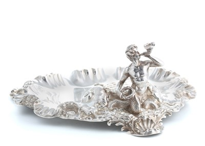 Lot 730 - The Harington Inkstand by Paul Storr – A very...