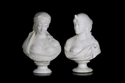 Lot 13 - CESARE LAPINI (ITALIAN ,1848-1893) AND EDUARDO...