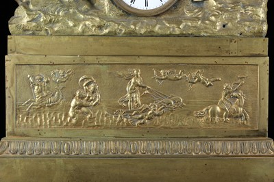 Lot 204 - AN EARLY 19TH CENTURY FRENCH EMPIRE PERIOD...