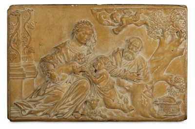Lot 11 - A LATE 16TH / EARLY 17TH CENTURY GERMAN...