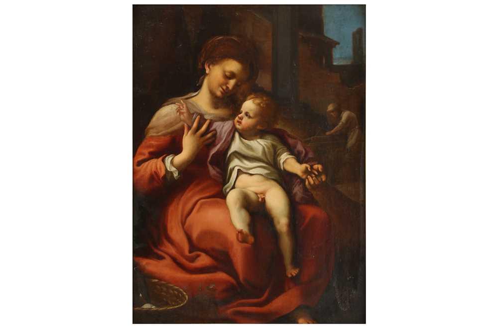 Lot 27-AFTER ANTONIO ALLEGRI, IL CORREGGIO (CORREGGIO 1489 - 1534)