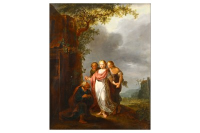 Lot 40-CIRCLE OF JOHANN HEINRICH TISCHBEIN THE ELDER (HAYNA 1722 - CASSEL 1789)