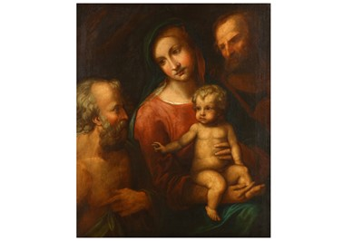 Lot 26-AFTER ANTONIO ALLEGRI, IL CORREGGIO (CORREGGIO 1489 - 1534)