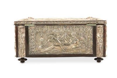 Lot 39 - A COLLECTION OF REPOUSSE SILVER RELIEFS,...