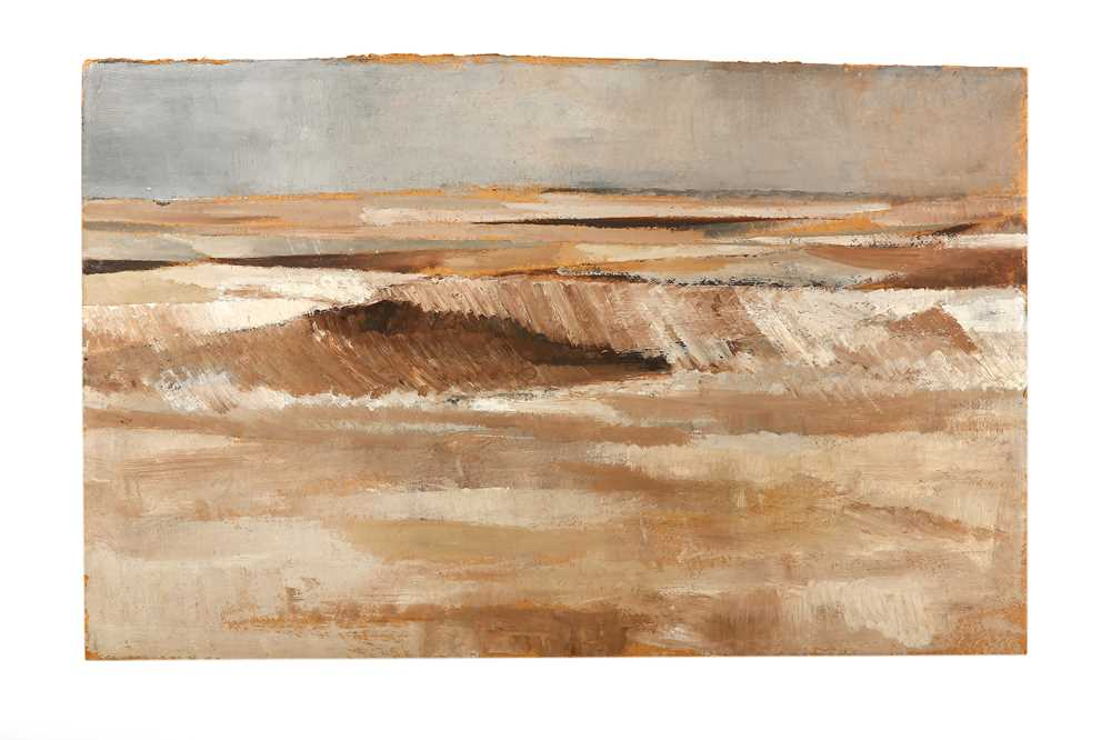 Lot 26-BERNARD MYERS (1925-2007)