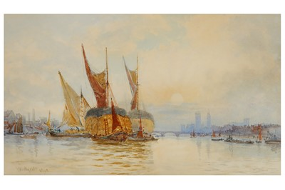 Lot 191-SIR HUBERT JAMES MEDLYCOTT (BRITISH 1841 -...