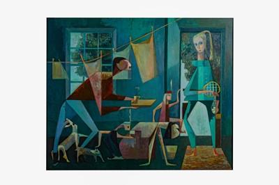 Lot 7-BERNARD ROBINSON (1912-1970)