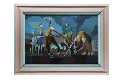 Lot 8-BERNARD ROBINSON (1912-1970)