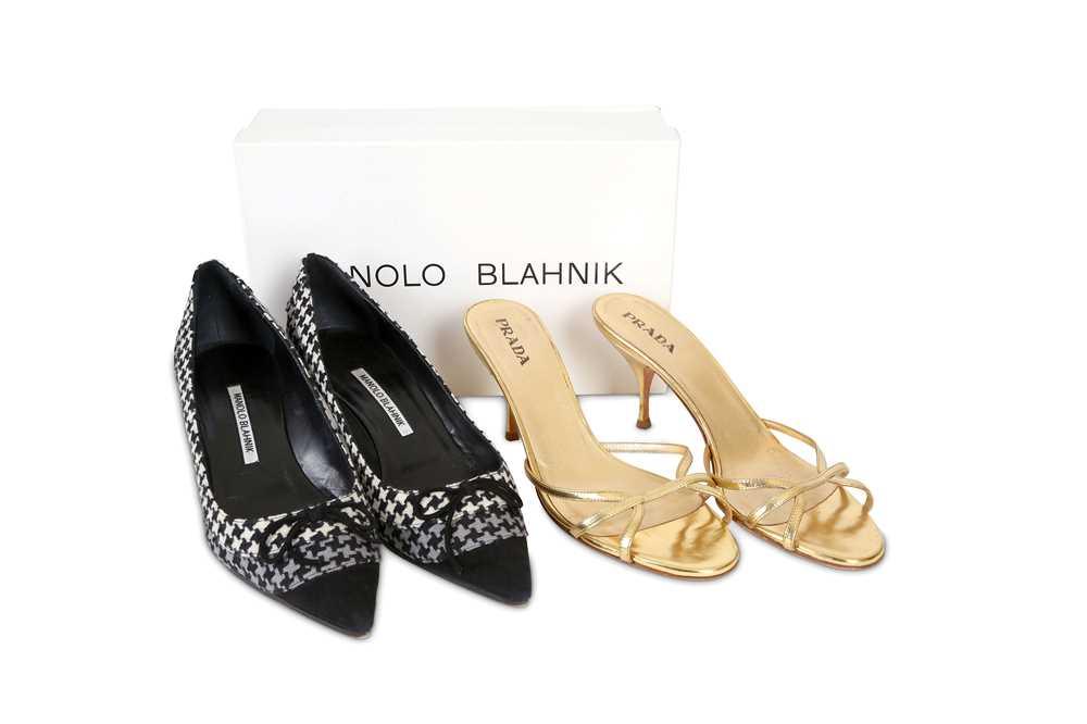 Lot 160 - Two Pairs of Designer Heels
