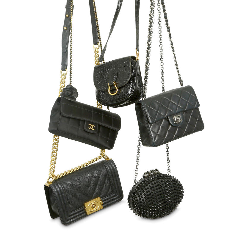 Selection of Designer Handbags