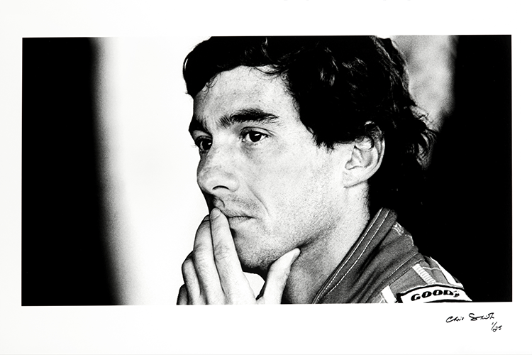 Senna Portrait