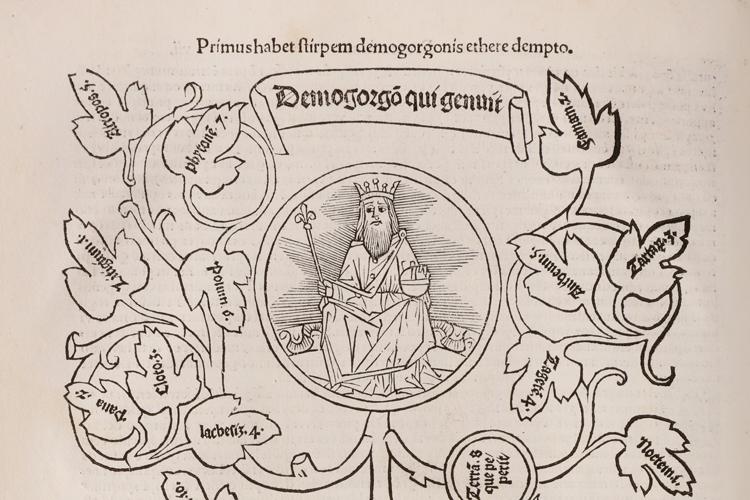 Close up of bible