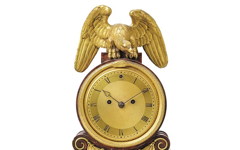 EWA, Clock