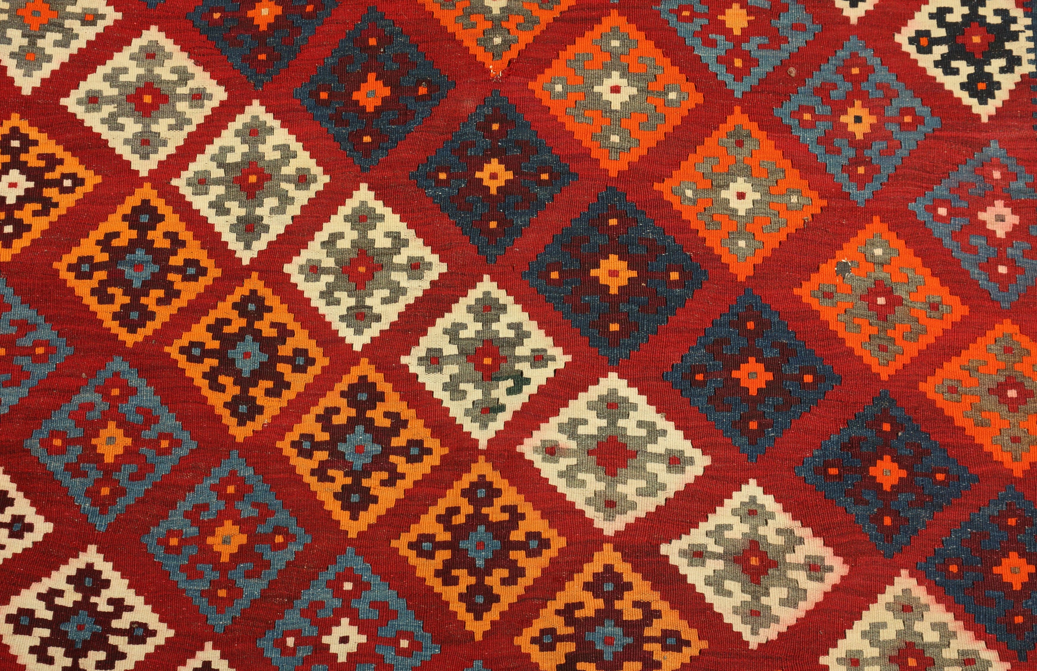 Rugs close-up pattern- 2
